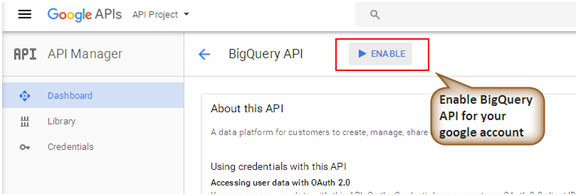 Querying Google BigQuery from Pentaho Report Designer - Blog
