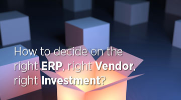 tenthplanet blog compiere How to decide on the right ERP right Vendor right Investment