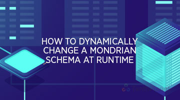 tenthplanet blog pentaho How to dynamically change a Mondrian schema at runtime