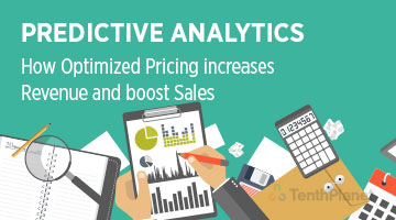 tenthplanet blog pentaho Predictive Analytics тАУ How Optimized Pricing increases Revenue a