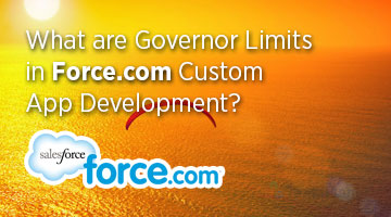 tenthplanet blog salesforce What are Governor Limits in Force com Custom App Development