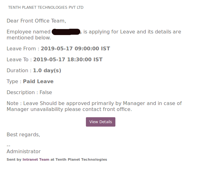 Odoo Email Notification img3