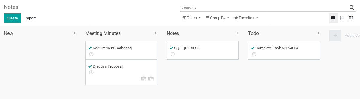 Odoo Notes img1
