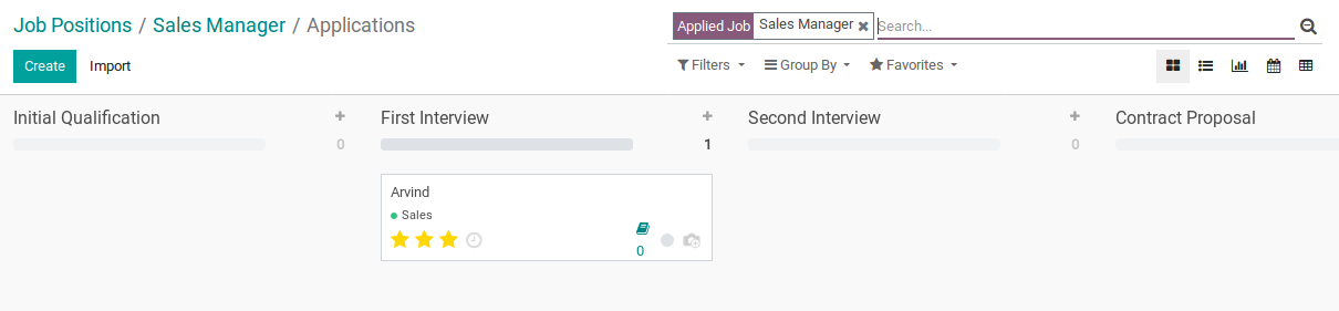 Why should recruiters use Odoo recruitment software? - Blog