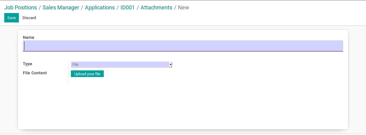 Odoo Recruitment Module img7