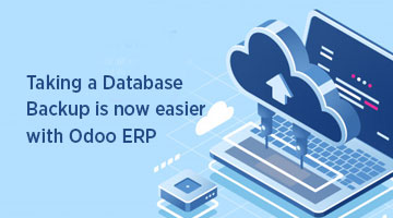 tenthplanet blog odoo Taking a Database Backup is now easier with Odoo ERP