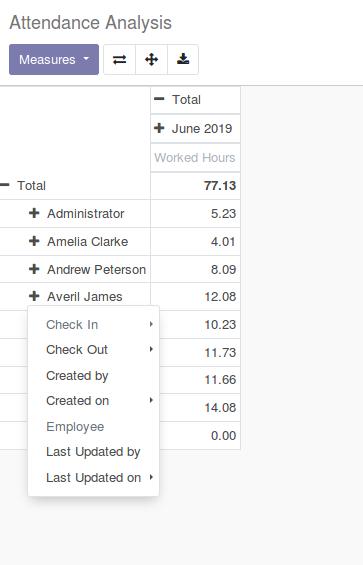 Odoo Employee Attendance Module img10