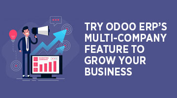 tenthplanet blog odoo Try Odoo ERP Multi Company feature to grow your business