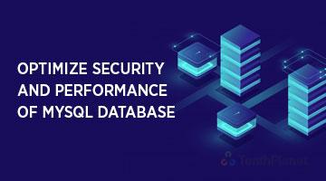 tenthplanet blog pentaho Optimize security and performance of mysql database
