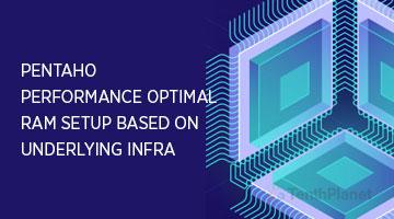 tenthplanet blog pentaho Pentaho Performance Optimal RAM setup based on underlying infra