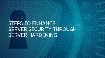 tenthplanet blog pentaho Steps to enhance server security through Server hardening
