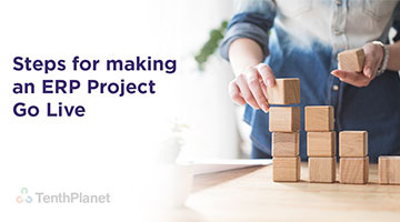 tenthplanet blog compiere Steps for making an ERP Project Go Live