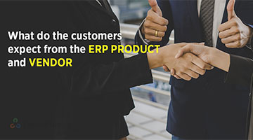 tenthplanet blog compiere What do the customers expect from the ERP PRODUCT and VENDOR