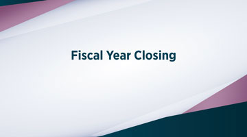 TENTHPLANET ODOO BLOG web Fiscal Year Closing