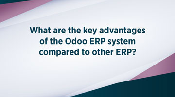 TENTHPLANET ODOO BLOG web What are the key advantages of the Odoo ERP system compared to other ERP