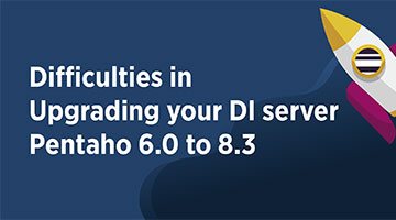 TENTHPLANET BIG DATA ANALYTICS BLOG Difficulties in Upgrading your DI server Pentaho 6 0 to 8 3