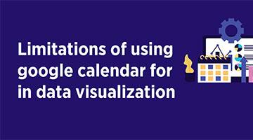 TENTHPLANET BIG DATA ANALYTICS BLOG Limitations of using google calendar chart for pentaho in data visualization
