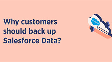 TENTHPLANET CRM BLOG Why customers should back up Salesforce Data