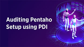 tenthplanet blog pentaho Auditing Pentaho Setup using PDI