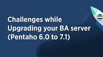 tenthplanet blog pentaho Challenges while Upgrading your BA server Pentaho 6.0 to 7.1