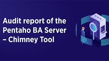 tenthplanet blog pentaho Audit report of the Pentaho BA Server by Chimney Tool