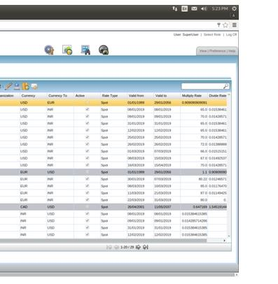 Compiere_ERP_Training_Document Sequence