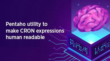 Pentaho utility to make CRON expressions human readable