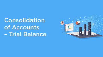 Odoo Consolidation of Accounts Trial Balance