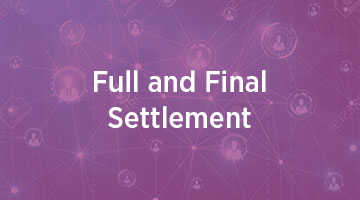 Odoo full and final settlement